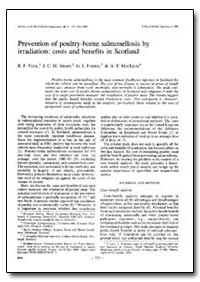 Bulletin of the World Health Organizatio... by B. F. Yule