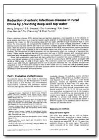Bulletin of the World Health Organizatio... by D. S. Shepard