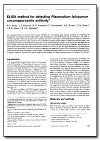 Bulletin of the World Health Organizatio... by R. A. Wirtz