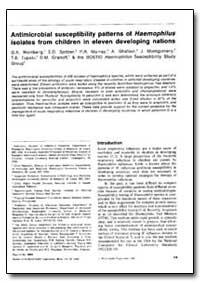 Bulletin of the World Health Organizatio... by G. A. Weinberg