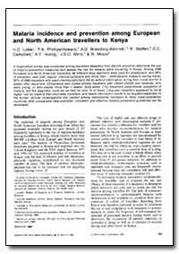 Bulletin of the World Health Organizatio... by H. O. Lobel