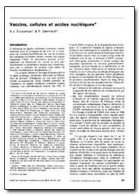 Bulletin of the World Health Organizatio... by A. J. Zuckerman