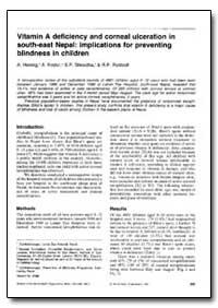 Bulletin of the World Health Organizatio... by A. Hennig