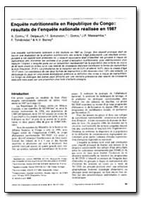 Bulletin of the World Health Organizatio... by A. Cornu