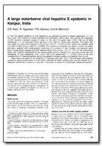 Bulletin of the World Health Organizatio... by S. R. Naik