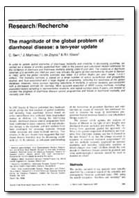 Bulletin of the World Health Organizatio... by C. Bern