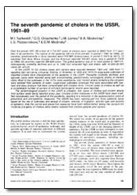 Bulletin of the World Health Organizatio... by M. I. Narkevich
