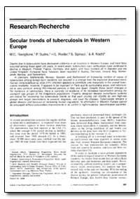 Bulletin of the World Health Organizatio... by M. C. Raviglione