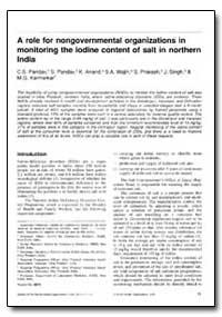 Bulletin of the World Health Organizatio... by C. S. Pandav
