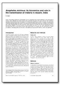 Bulletin of the World Health Organizatio... by V. Devl