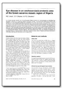 Bulletin of the World Health Organizatio... by R. E. Umeh