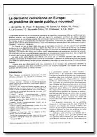 Bulletin of the World Health Organizatio... by L. De Gentile