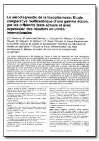 Bulletin of the World Health Organizatio... by J. C. Petithory