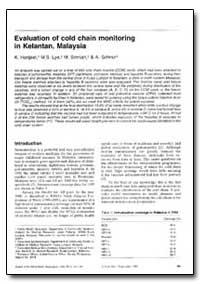 Bulletin of the World Health Organizatio... by K. Hanjeet
