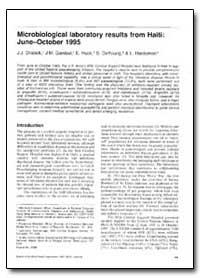 Bulletin of the World Health Organizatio... by J. J. Drabick