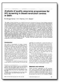 Bulletin of the World Health Organizatio... by N. Dhingra-Kurnar
