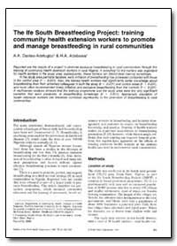 Bulletin of the World Health Organizatio... by A. A. Davies-Adetugboi