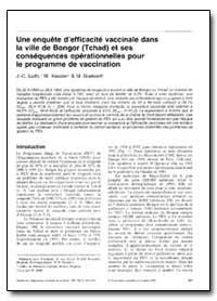 Bulletin of the World Health Organizatio... by J. C. Luthi