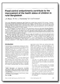 Bulletin of the World Health Organizatio... by J. A. Myaux