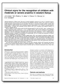 Bulletin of the World Health Organizatio... by J. R. Zucker.