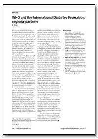 Bulletin of the World Health Organizatio... by H. King