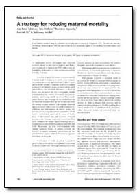 Bulletin of the World Health Organizatio... by Abu Bakar Suleiman