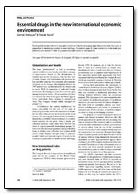 Bulletin of the World Health Organizatio... by Germaa N. Velaa Squez