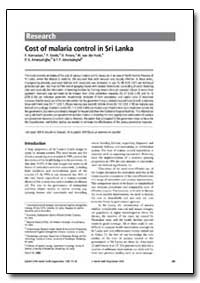 Bulletin of the World Health Organizatio... by F. Konradsen
