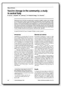Bulletin of the World Health Organizatio... by M. Grasso