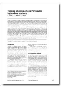 Bulletin of the World Health Organizatio... by A. Azevedo