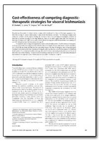 Bulletin of the World Health Organizatio... by M. Boelaert
