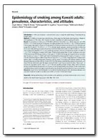 Bulletin of the World Health Organizatio... by Anjum Memon