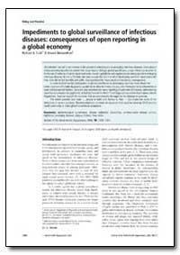 Bulletin of the World Health Organizatio... by Richard A. Cash