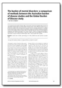 Bulletin of the World Health Organizatio... by T. Vos
