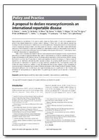 Bulletin of the World Health Organizatio... by G. Roman