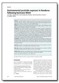 Bulletin of the World Health Organizatio... by Lina Balluz