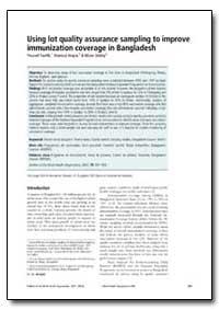 Bulletin of the World Health Organizatio... by Youssef Tawfik