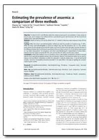 Bulletin of the World Health Organizatio... by Mayang Sari
