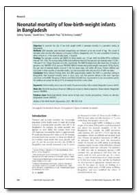 Bulletin of the World Health Organizatio... by Sohely Yasmin