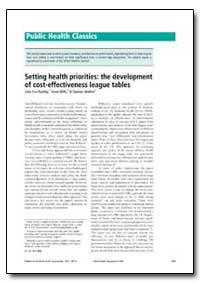 Bulletin of the World Health Organizatio... by Julia Fox-Rush