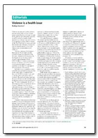 Bulletin of the World Health Organizatio... by Rodrigo Guerrero