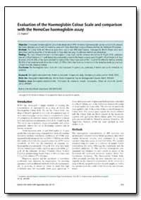 Bulletin of the World Health Organizatio... by J. J. Paddle