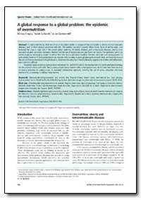 Bulletin of the World Health Organizatio... by Mickey Chopra