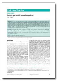 Bulletin of the World Health Organizatio... by Adam Wagstaff