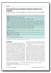 Bulletin of the World Health Organizatio... by M. Winnen