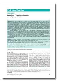 Bulletin of the World Health Organizatio... by G. R. Khatri