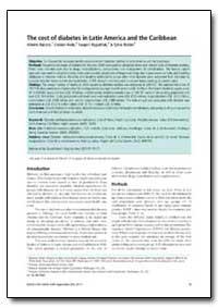 Bulletin of the World Health Organizatio... by Alberto Barcelo