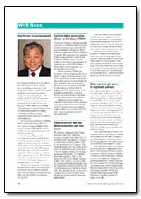 Bulletin of the World Health Organizatio... by Jong-Wook Lee, Dr.