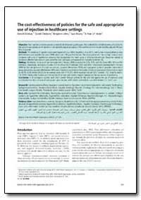 Bulletin of the World Health Organizatio... by Gerald Dziekan