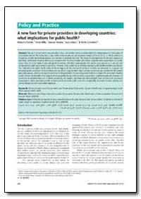 Bulletin of the World Health Organizatio... by Natasha Palmer